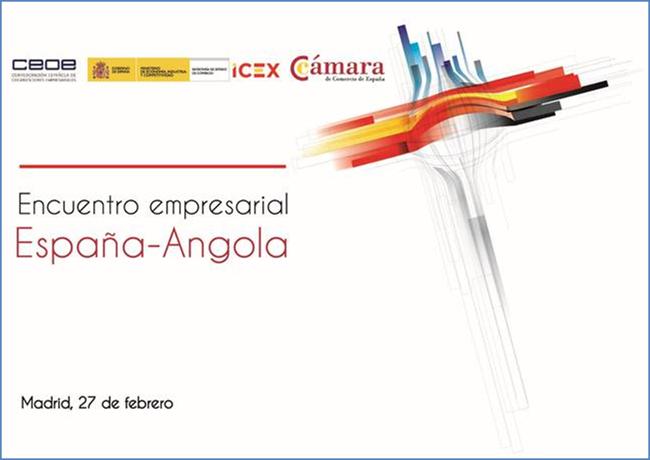 Encuentro empresarial España - Angola