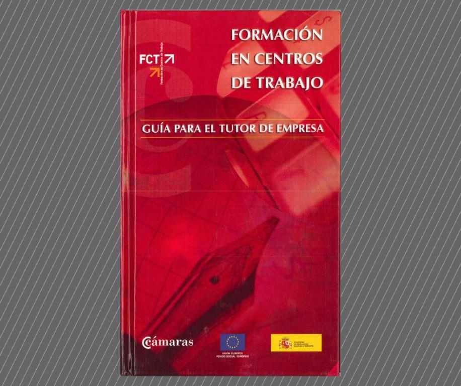 guía del tutor de empresa FCT