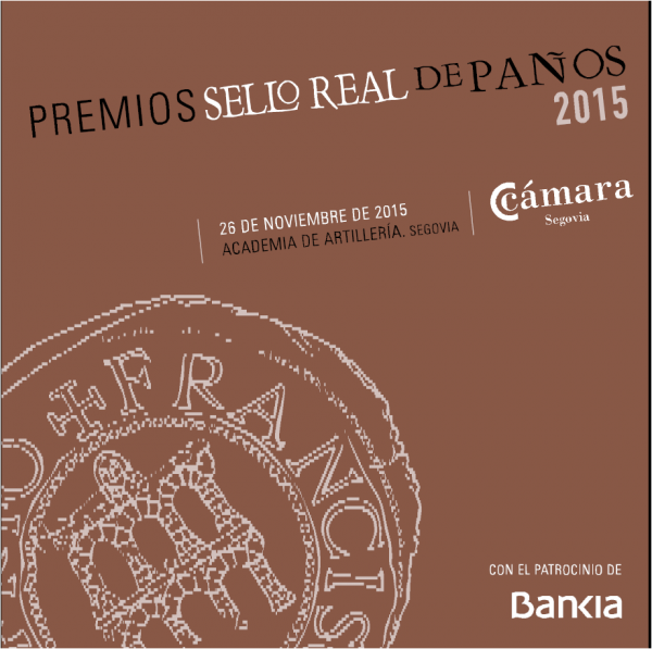 premios sello real de paños 2015