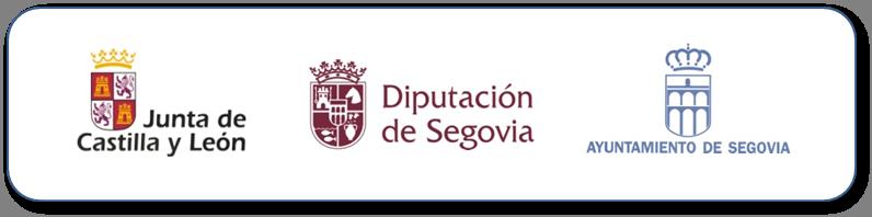 Logos de los diferentes organismos públicos
