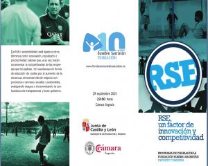 Eusebio Sacristan RSE y deporte