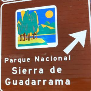 Logo parque nacional de guadarrama