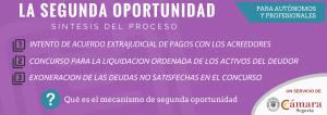 MECANISMO DE SEGUNDA OPORTUNIDAD PARA AUTÓNOMOS