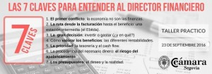 LAS 7 CLAVES PARA ENTENDER AL DIRECTOR FINANCIERO