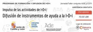 instrumentos de ayuda a la I+D+i