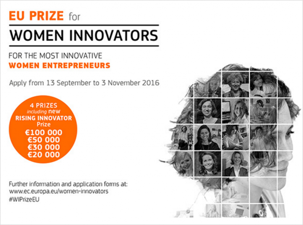 premios UE mujeres innovadoras