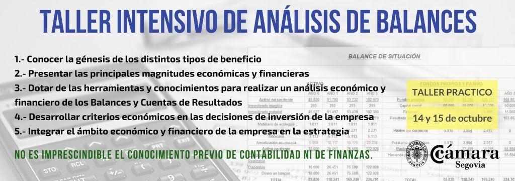 taller practico analisis de balances
