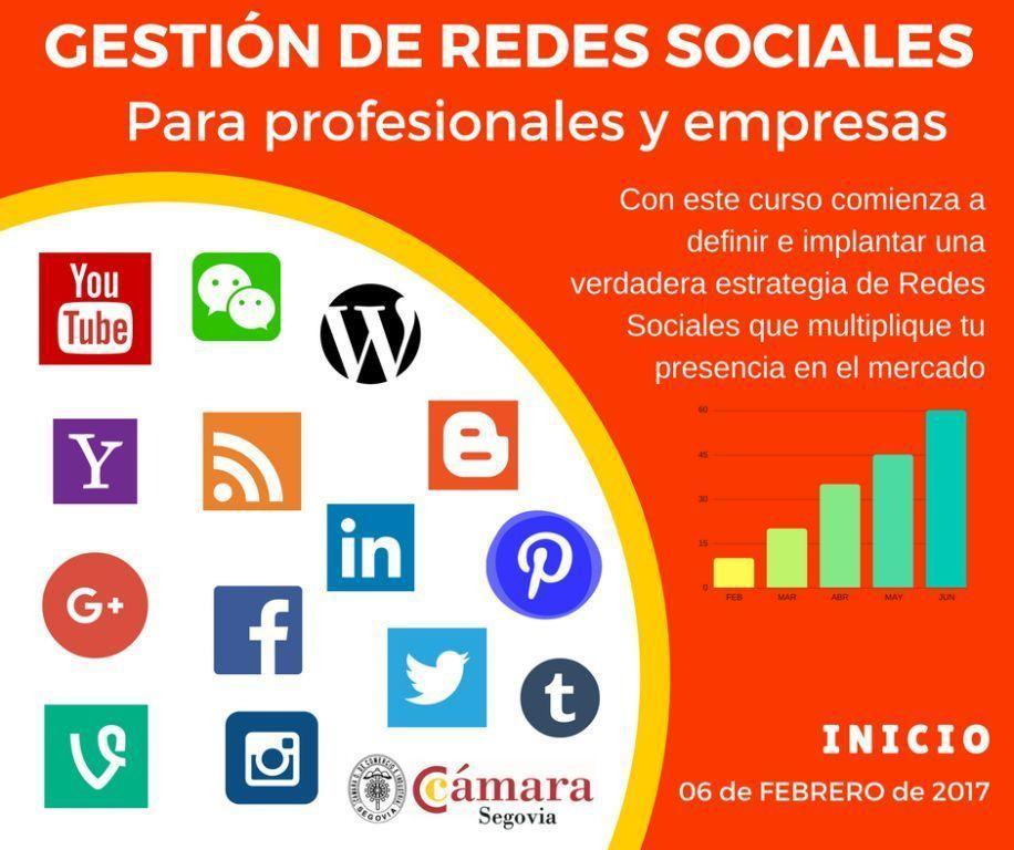 gestion redes sociales para empresas