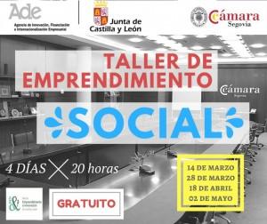 TALLER DE EMPRENDIMIENTO SOCIAL