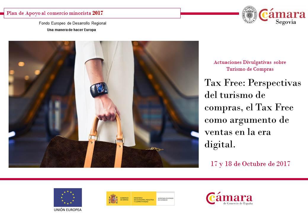 Jornada gratuita: Tax Free como argumento de ventas