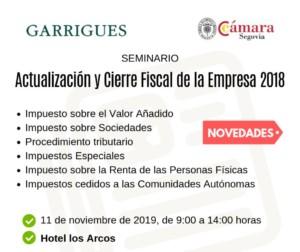 actualización fiscal 2018