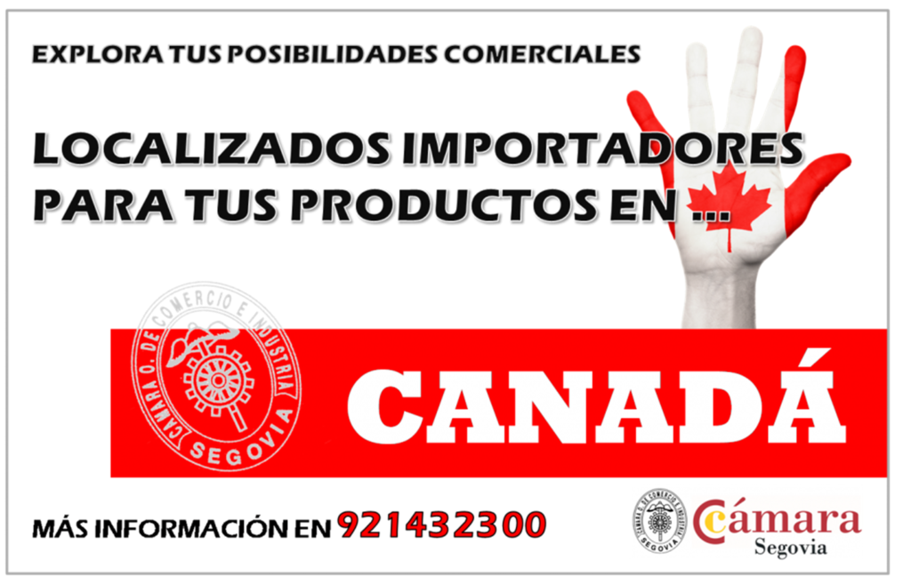 IMPORTADORES EN CANADÁ