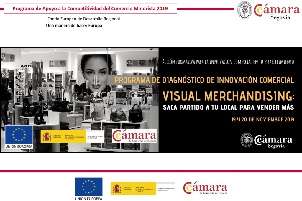 taller visual merchandising: saca partido a tu local