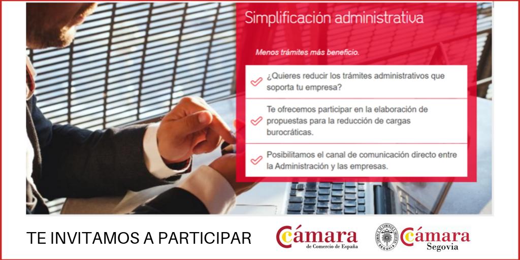 Recopilación de propuestas de simplificación administrativa para las pyme