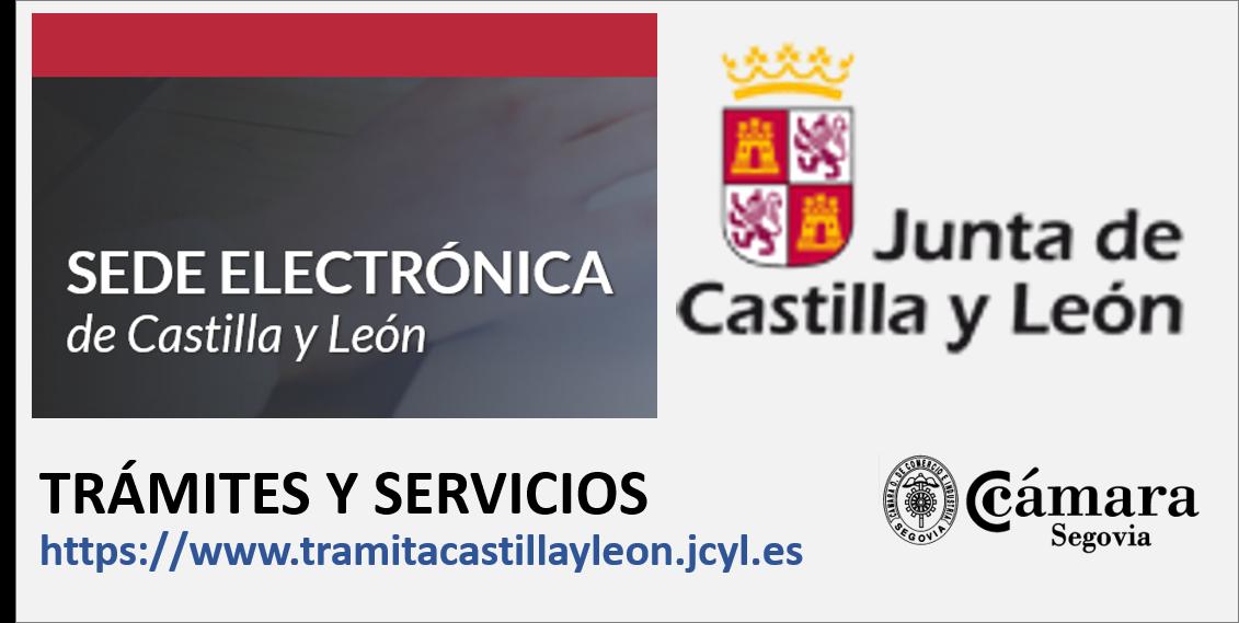 Sede Electrónica JCyL