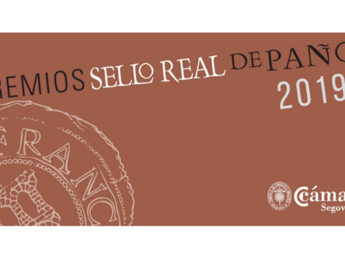 Convocatoria Premio Sello Real de Paños 2019