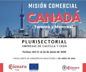 misión comercial a canadá