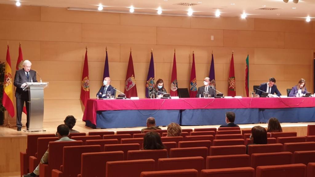 El Consejo de Cámaras en ls Cortes de CyL