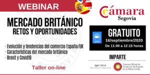 Mercado Británico: retos y oportunidades