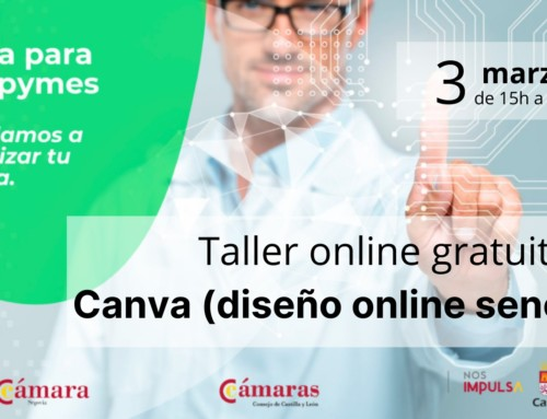 Innova micropymes: Taller online gratuito. Canva
