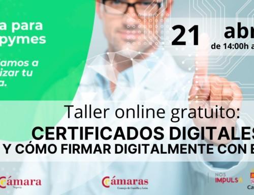 Innova: Certificados Digitales y cómo firmar digitalmente con ellos