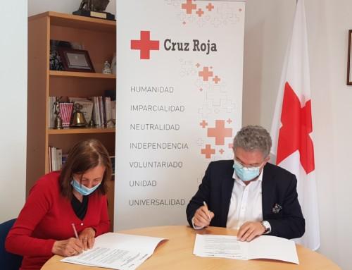 Cruz Roja Española en Segovia y la Cámara de Comercio firman un convenio de colaboración