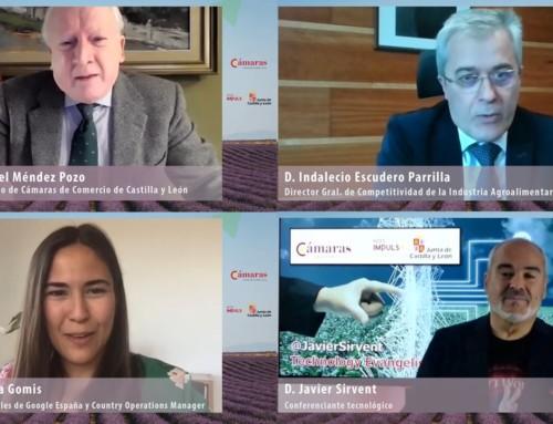 El Consejo de Cámaras y la Cámara de Comercio de Segovia ponen en marcha una plataforma de venta online para pymes agroalimentarias del medio rural durante la clausura del programa 'Ventanilla al Campo'