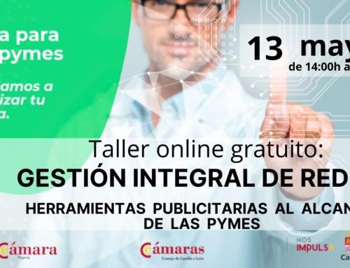 Innova: Taller online gratuito. Gestión integral de redes. Herramientas publicitarias al alcance de las pymes.