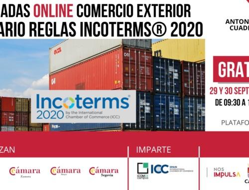 Seminario Gratuito Reglas Incoterms 2020  -Comercio Exterior-